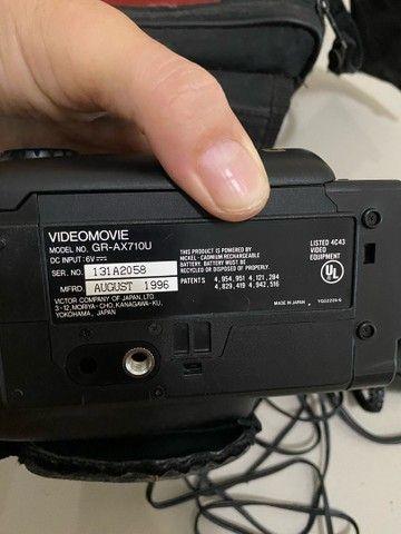 Câmera VHS JVC GR-AX710 - Foto 3