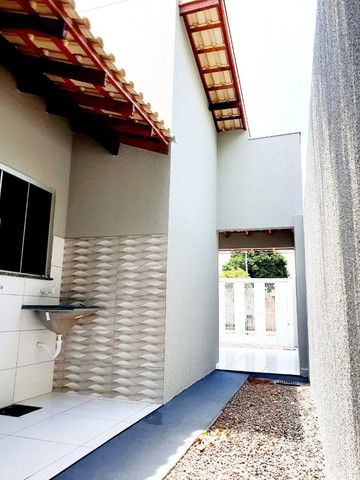 Linda Casa Santa Monica com Suíte - Foto 7
