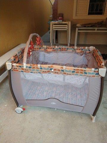 Berço portátil baby style  - Foto 2