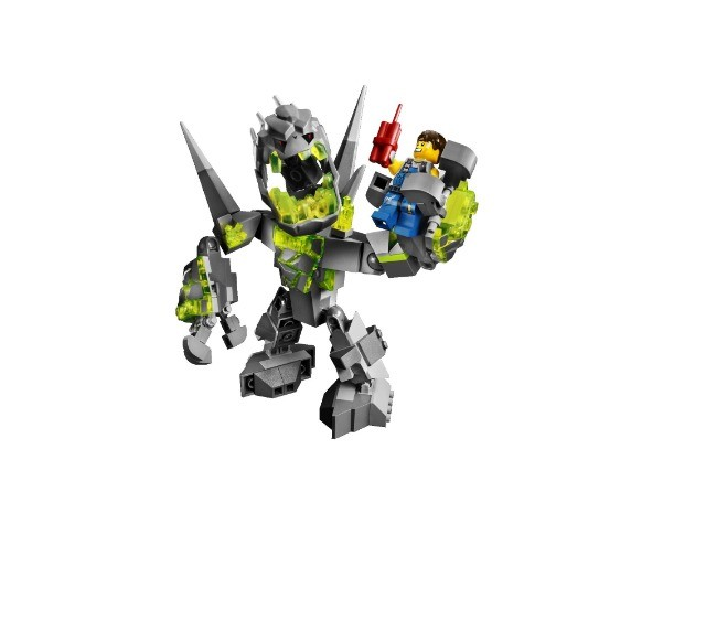 LEGO power Miners crystal King (8962) - Foto 4