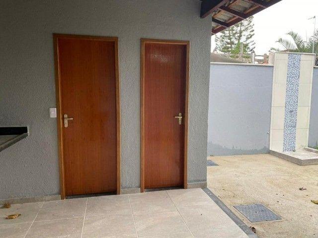 Bela Casa 3 quartos entre 34 e 35 excelente localização Itaipuaçu Maricá - Foto 10