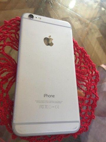Vendo ou troco iPhone 6 Plus  - Foto 3