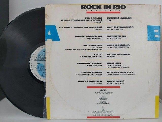 Disco Vinil Rock in Rio - Foto 2