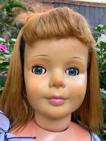 Boneca Amiguinha anos 60.