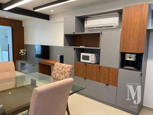 Apartamento com 1 dormitório para alugar, 38 m² por R$ 3.500/mês - Boa Viagem - Recife/PE - Foto 14