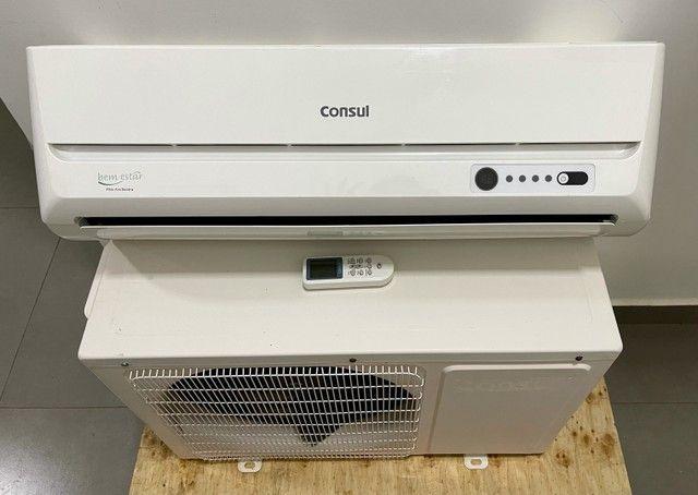 Ar condicionado consul 12000 Btus convencional + incluso instalacao simples