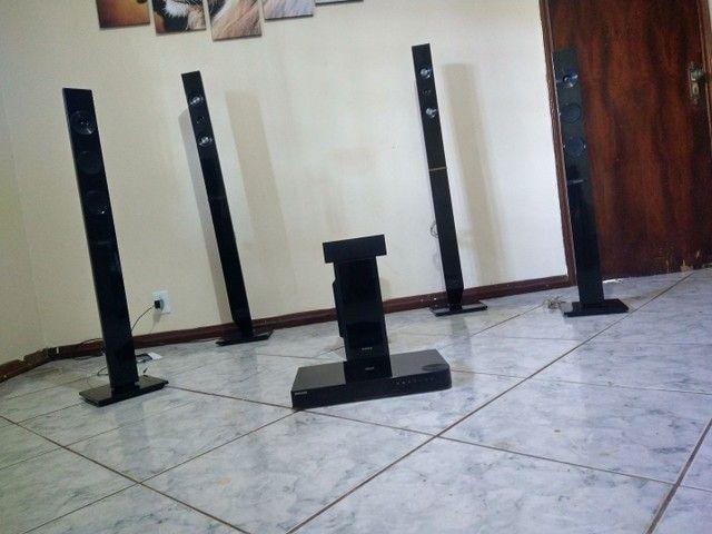 Home Cinema System (5.1 Qualidade e Volume Excelente) - Foto 6