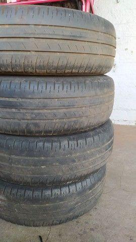 Jogo de roda de Brasilia/ fusca - Foto 2
