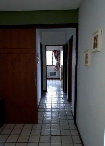 Alugo apt 3/4+dce, Ponta Verde, nascente, c/ armários fixos, andar alto, 2 vagas  - Foto 8