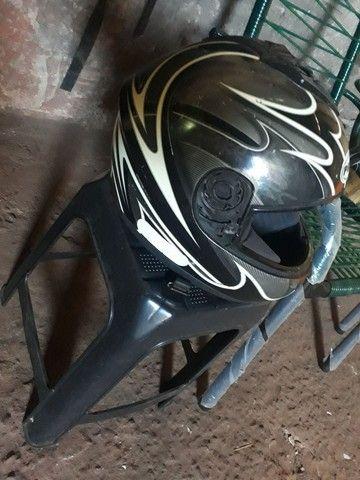 Vendo capacete peels - Foto 2
