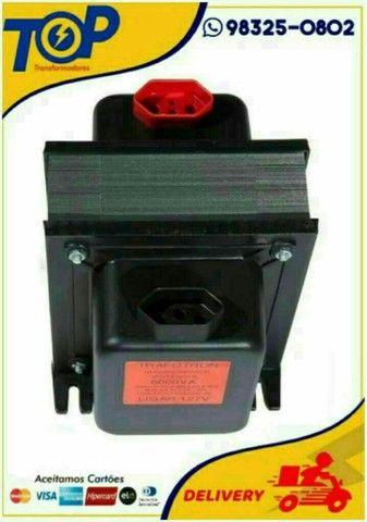 Transformador 5000va (Ar condicionado)