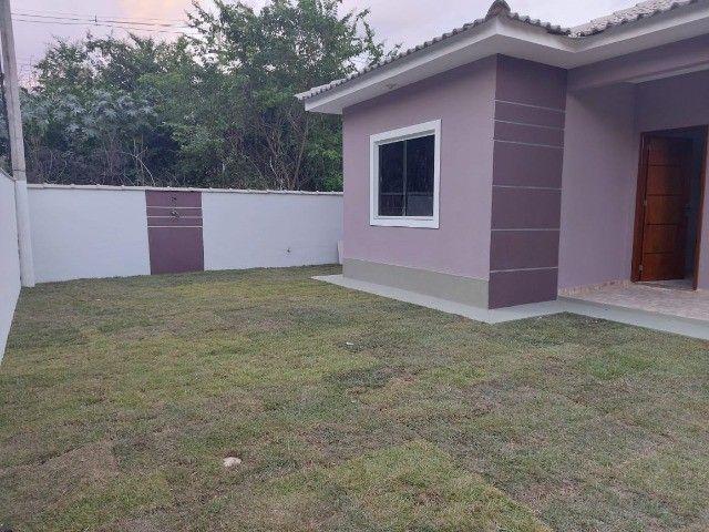 Casa 3 quartos/ No Portal dos Cajueiros Terreno 375m² Itaipuaçu Maricá - Foto 14