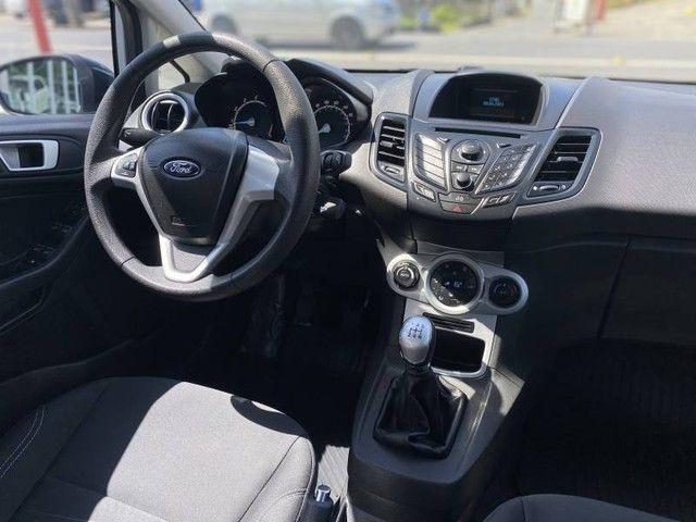 Ford Fiesta SEL 1.6  - Foto 10