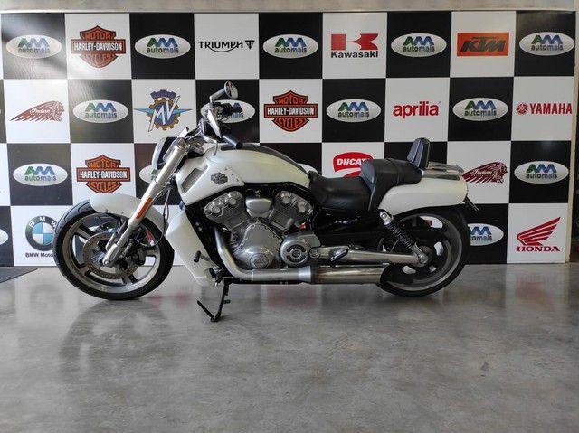 Super oferta Harley Davidson V Rod Muscle ano 2014 unico dono impecável apenas 5000km - Foto 5