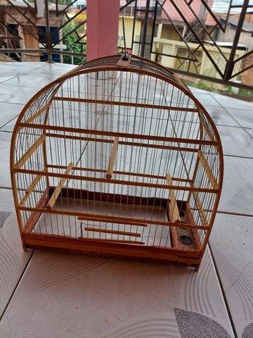 gaiola de passarinho  - Foto 6