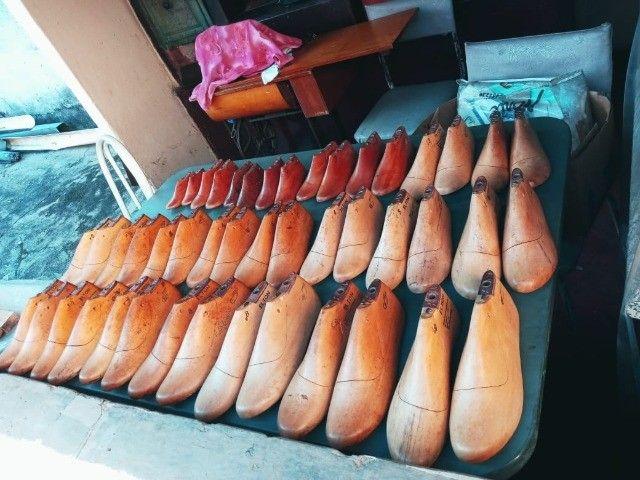 Formas de sapato em madeira  - Foto 3