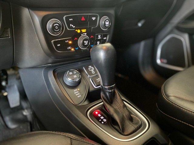 Compass 2018 Longitude 4x4 Diesel  C/ Pacote Premium  - Foto 7