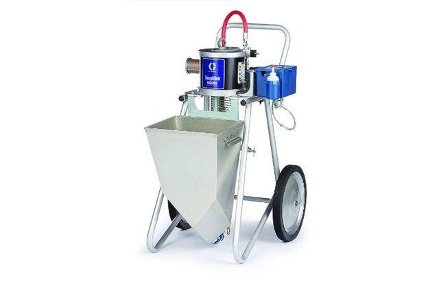 Máquina de Projetar Reboco, Argamassa e Produtos Cimentícios