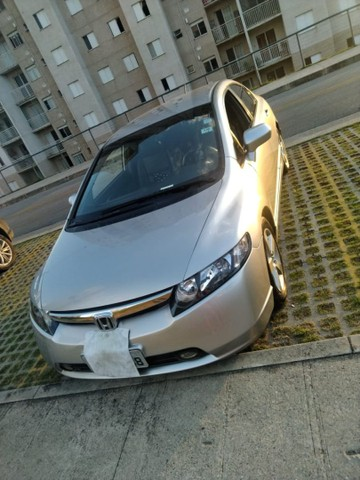 Honda Civic lxs 1.8 automático - Foto 5