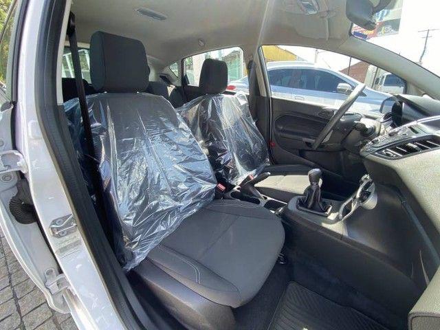 Ford Fiesta SEL 1.6  - Foto 8