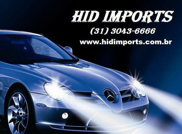 Kit xenon carro moto 6000k 8000k H1 H3 H4 H H8 H11 Hb3 Hb4 H27 hid imports Atacado Jacui - Foto 4