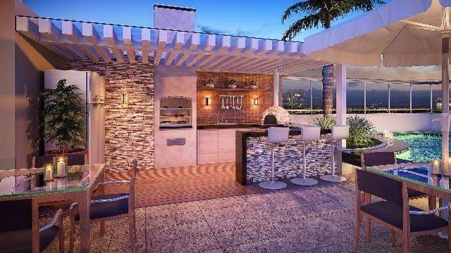 Address Praia do Canto: Apartamentos 1 quarto, 1 vaga e lazer. Localização privilegiada