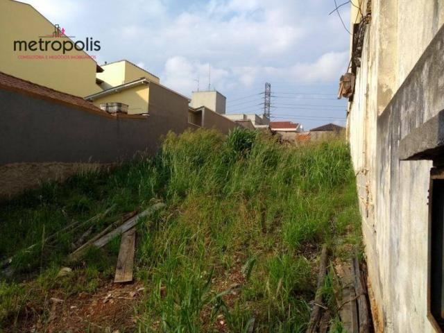 Terreno residencial à venda, barcelona, são caetano do sul. - Foto 3