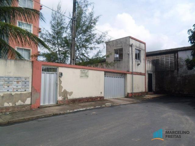 Apartamento residencial à venda, Itambé, Caucaia - AP2653.