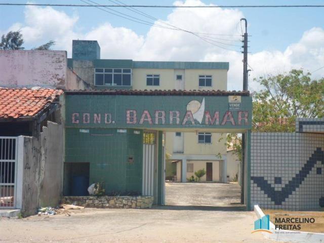 Apartamento residencial à venda, Icaraí, Caucaia - AP2306