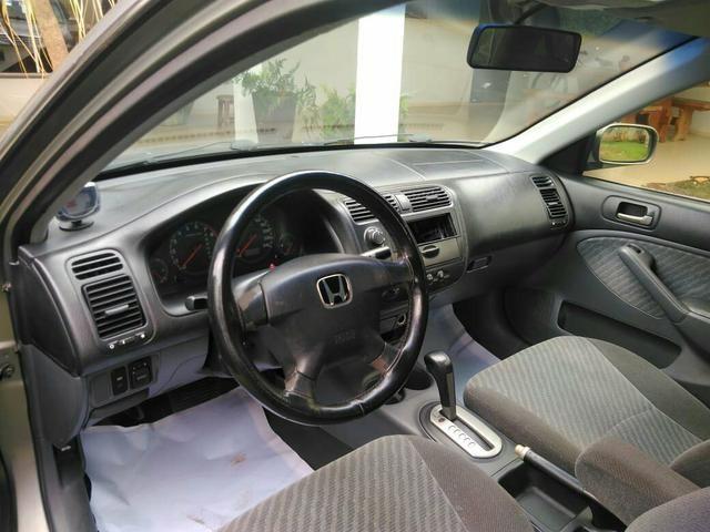 Honda Civic 1.7 Aut 2002 Mod 2003