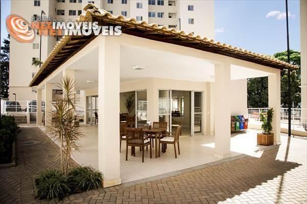 Apartamento à venda com 3 dormitórios em Cinquentenário, Belo horizonte cod:541611 - Foto 10