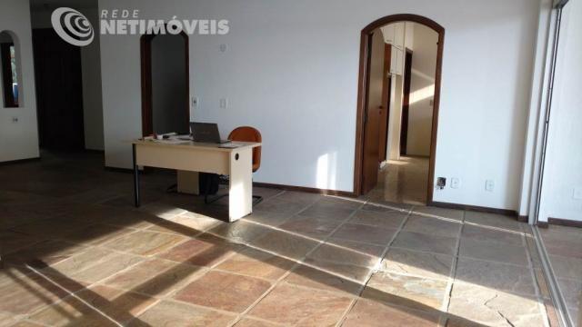 Apartamento à venda com 4 dormitórios em Gutierrez, Belo horizonte cod:574517