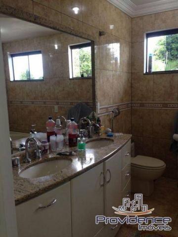 Sobrado residencial à venda, recanto tropical, cascavel. - Foto 11
