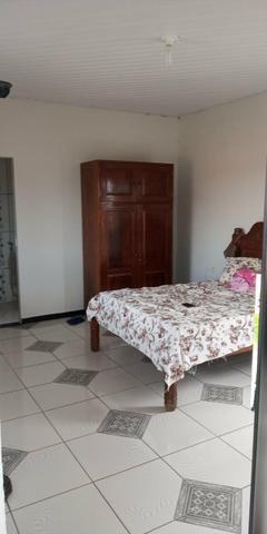 180 mil reais vendo casa com 4/4 com piscina em Castanhal zap * - Foto 6