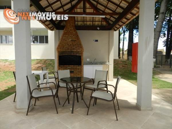 Apartamento à venda com 3 dormitórios em Cinquentenário, Belo horizonte cod:541611 - Foto 9