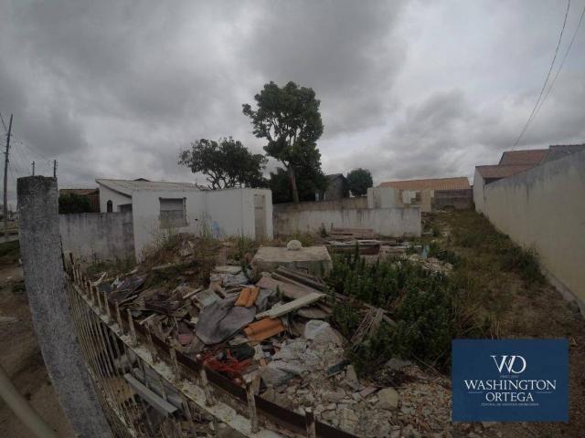 Lote/terreno para venda no bairro quississana - são josé dos pinhais/pr. - Foto 9