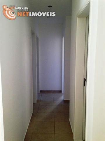 Apartamento à venda com 3 dormitórios em Cinquentenário, Belo horizonte cod:541611 - Foto 3