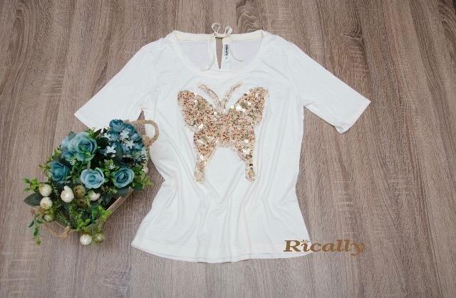 7b97dc9b0 Camiseta Feminina em Viscolycra - Roupas e calçados - Vila Ré, São ...