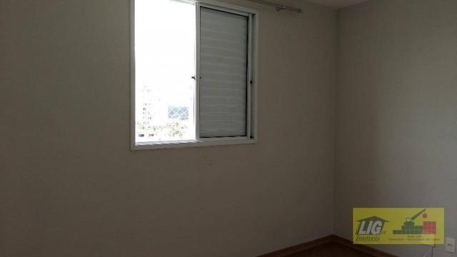 excelente apartamento com 2 dormitórios sendo uma suíte - Foto 11