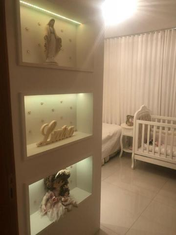 03 quartos/Suites!! Resid. Flamboyant Parc!! 03 vagas!! - Foto 5