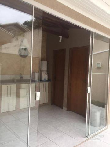 Sobrado à venda, 117 m² por r$ 460.000,00 - aristocrata - são josé dos pinhais/pr - Foto 10