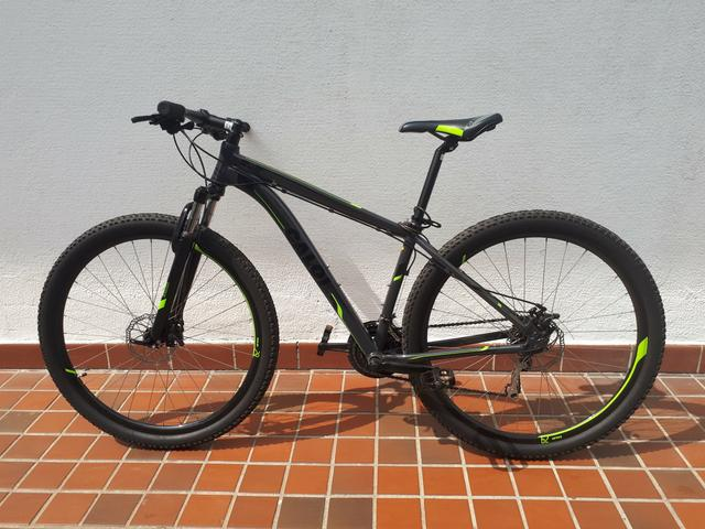 5e1ce6308 Bicicleta MTB Caloi 29 modelo A18 2018 - Nova - Ciclismo - Pinheiros ...