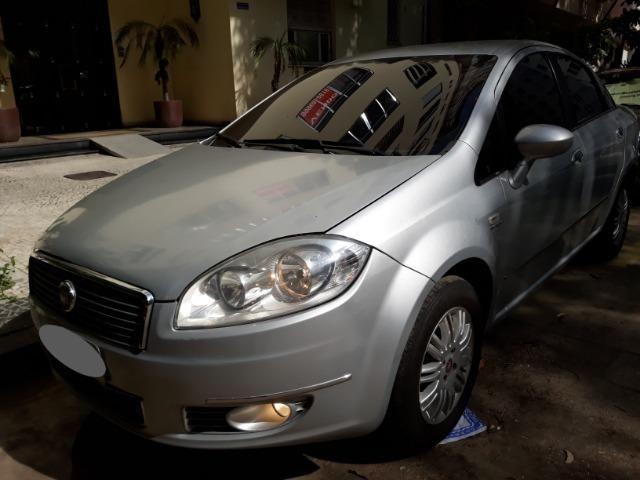 Fiat Linea 1.8 essence 16v flex/gnv automatizado