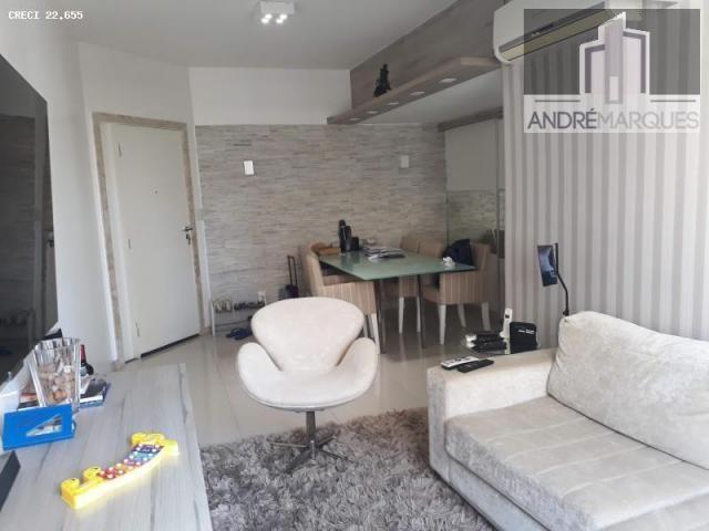 Apartamento para venda em salvador, caminho das árvores, 3 dormitórios, 1 suíte, 2 banheir - Foto 2