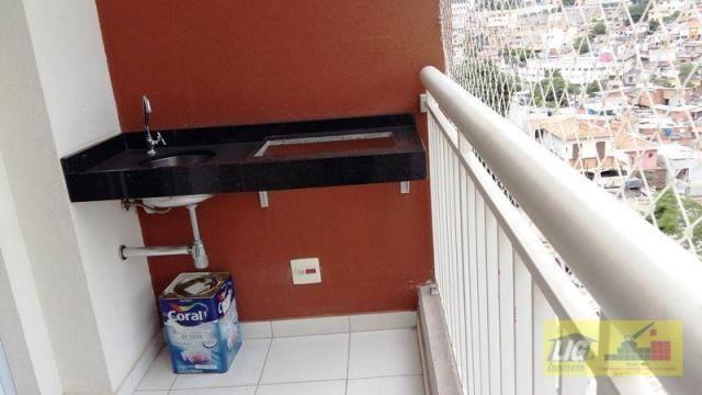 excelente apartamento com 2 dormitórios sendo uma suíte - Foto 10