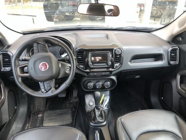 Fiat Toro Freedon 1.8 2018 completa com gnv 5 geração auto top de linha procurar Martins - Foto 5
