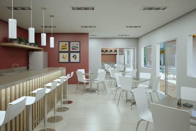 Lindo apartamento no santo antonio | 02 dormitórios | sacada com churrasqueira - Foto 13
