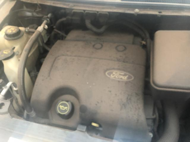 Capa do motor da Ford Edge