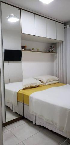Caji Condomnio villa rica 3/4 reformado armários 2 andar 155 mil - Foto 8