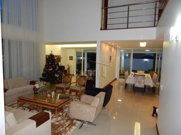 Casa sobrado em condomínio com 5 quartos no Royal Tennis - Residence & Resort - Bairro Gle - Foto 3